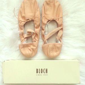 Bloch Pink S0205L Size 6 Dance Shoes